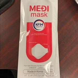 MEDI KF94 Korea Face Mask 3pcs per pack-Adult Size